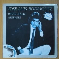 JOSE LUIS RODRIGUEZ EL PUMA - PAVO REAL / ATREVETE - SINGLE
