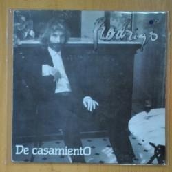 RODRIGO - DE CASAMIENTO / FIESTA DE CARNAVAL - SINGLE
