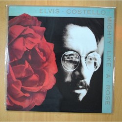 ELVIS COSTELLO - MIGHTY LIKE A ROSE - LP