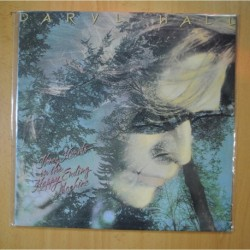 DARYL HALL - THREE HEARTS IN THE HAPPY ENDING MACHINE - LP