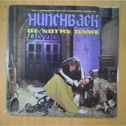 ALEC R. COSTANDINOS AND THE SYNCOPHONIC ORCHESTRA - HUNCHBACK OF NOTRE DAME - LP