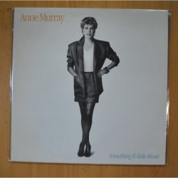 ANNE MURRAY - SOMETHING TO TALK ABOUT - LP