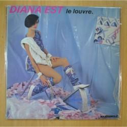 DIANA EST - LE LOUVRE - LP