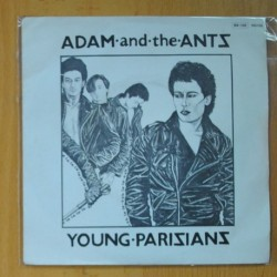 ADAM AND THE ANTS - LADY - SINGLE