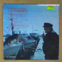 FRANCK POURCEL - LA CANCION DEL POBRE JUAN + 3 - EP