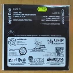 GLORIA LASSO - DEJENME EN PAZ + 3 - EP