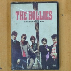 THE HOLLIES - IN PERFORMANCE 1968 - DVD