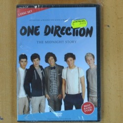 ONE DIRECTION - THE MIDNIGHT STORY - DVD