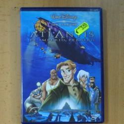 ATLANTIS EL IMPERIO PERDIDO - DVD