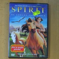 SPIRIT EL CORCEL INDOMABLE - DVD