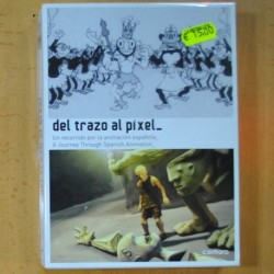 DEL TRAZO AL PIXEL - DVD