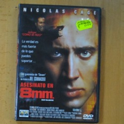 ASESINATO EN 8MM - DVD