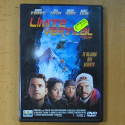 LIMITE VERTICAL - DVD