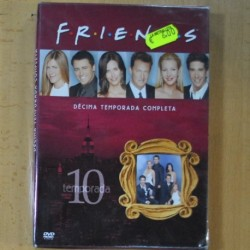 FRIENDS - TEMPORADA 10 - DVD