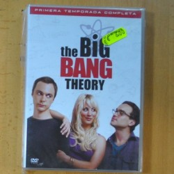 THE BIG BANG THEORY - PRIMERA TEMPORADA - DVD