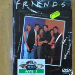 FRIENDS - SERIE 3 - DVD