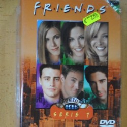 FRIENDS - SERIE 7 - DVD
