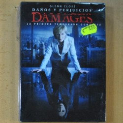 DAMAGES - PRIMERA TEMPORADA - DVD