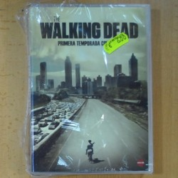 WALKING DEAD - PRIMERA TEMPORADA - DVD