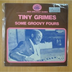 TINY GRIMES - SOME GROOVY FOURS - LP