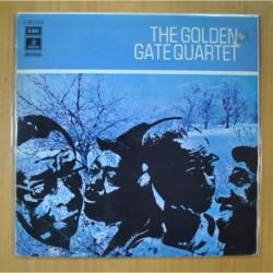THE GOLDEN GATE QUARTET - THE GOLDEN GATE QUARTET - LP
