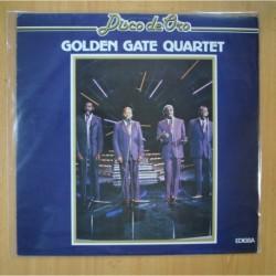 THE GOLDEN GATE QUARTET - DISCO DE ORO - LP