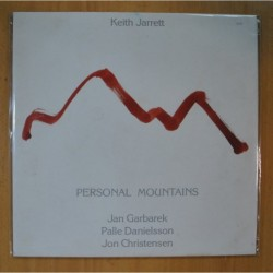 KEITH JARRETT - PERSONAL MOUNTAINS - LP