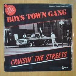 BOYS TOWN GANG - CRUISIN THE STREETS - LP