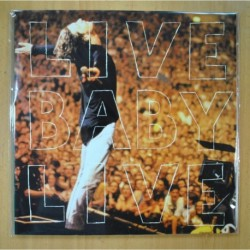INXS - LIVE BABY LIVE - GATEFOLD - LP