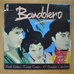 BANDOLERO - PARIS LATINO / TANGO TANGO / EL BANDIDO CABALLERO - MAXI
