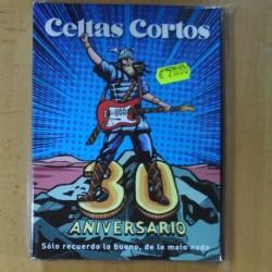CELTAS CORTOS - 30 ANIVERSARIO - 3 CD