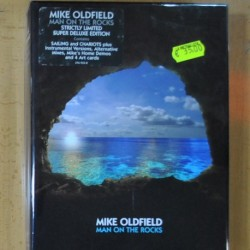 MIKE OLDFIELD - MAN ON THE ROCKS - 3 CD