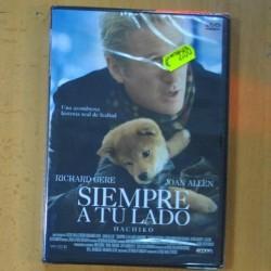 HACHIKO SIEMPRE A TU LADO - DVD
