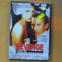 REVENGE - DVD