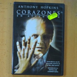 CORAZONES EN ATLANTIDA - DVD