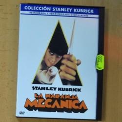 LA NARANJA MECANICA - DVD