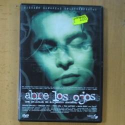 ALEJANDRO AMENABAR - ABRE LOS OJOS - DVD