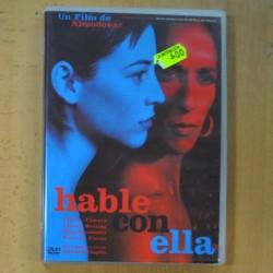 HABLE CON ELLA - DVD