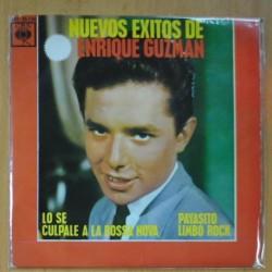ENRIQUE GUZMAN Y LOS SALVAJES - LO SE + 3 - EP