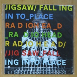 RADIOHEAD - JIG SAW FALLING / INTO PLACE - SINGLE