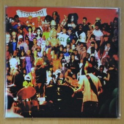 PEARL JAM - HISTORY NEVER REPEATS + 3 - EP