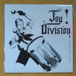 JOY DIVISION - AN IDEAL FOR LIVING - WARSAW + 2 - EP