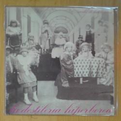 LA DESTILERIA HIPERBOREA - NOCHE DE HALLOWEEN / EL INEVITABLE GASTON PHOEBUS - SINGLE