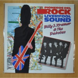 BILLY J. KRAMER & THE DAKOTAS - PIONEROS DEL ROCK LIVERPOOL SOUND - LP