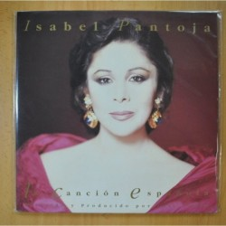 ISABEL PANTOJA - LA CANCION ESPAÑOLA - GATEFOLD - 2 LP