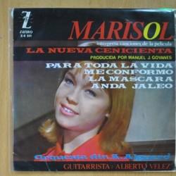 MARISOL - LA NUEVA CENICIENTA B.S.O. - PARA TODA LA VIDA + 3 - EP