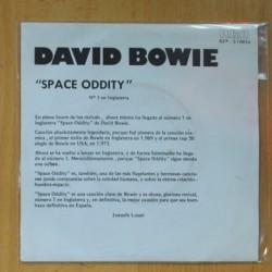 DAVID BOWIE - SPACE ODDITY - PROMO - SINGLE