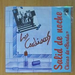 """LOS CARDIACOS - SALID DE NOCHE / CHICAS DE """"BURDA"""" - SINGLE"""
