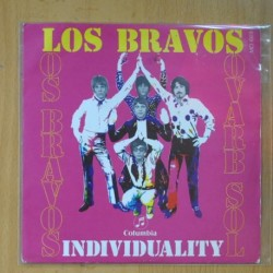 LOS BRAVOS - INDIVIDUALITY / VIVE LA VIDA - SINGLE