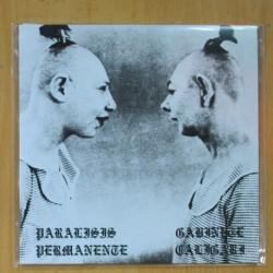 PARALISIS PERMANENTE & GABINETE CALIGARI - AUTOSUFICIENCIA + 3 - EP